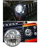 CIBIE [ シビエ ] ヘッドランプ [ W-Power LEDヘッドランプ(単品)] 12V車専用 [ 品番 ] HR01