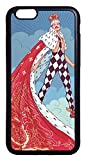 【Queen/Freddie Mercury】クィーン フレテ?ィ・マーキュリー「イラスト」iPhone6/ iPhone6s ハート?カハ?ー ケース [並行輸入品]