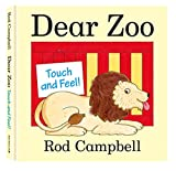 Dear Zoo Touch and Feel Book