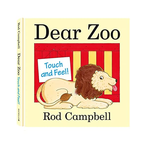 Dear Zoo Touch and Feel ...の商品画像