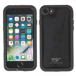 【ROOT CO.】iPhone7plus IP68 防塵 防水 指紋認証対応 ケース 全面保護 H2O Water & Shock Proof Hard Shell IP68 耐衝撃/衝撃吸収 米軍MIL規格取得 / Wine