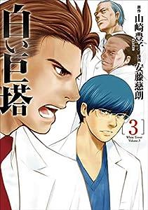 白い巨塔 3巻: バンチコミックス