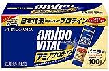 アミノバイタル アミノプロテイン バニラ味 100本入箱