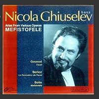 Arias from Various Operas - Mefistofele