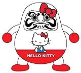 DARUMA CLUB HELLO KITTY B 約90mm ABS製 塗装済み完成品フィギュア