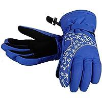 スキー手袋/アウトドア暖かい手袋/防水アウトドア寒い冬フリース手袋