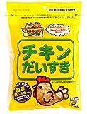 マルトモ 犬用おやつ チキンだいすき 30g