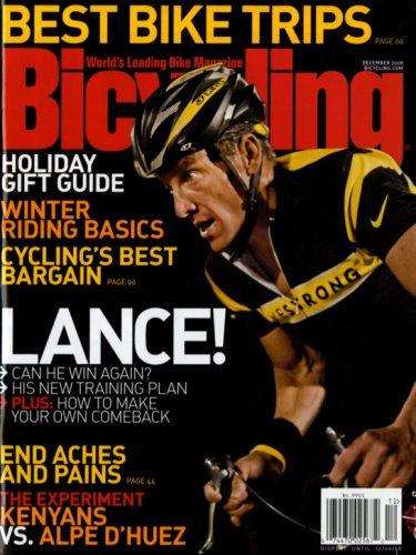 Bicycling [US] December 2008 (単号)