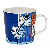 アラビア/ARABIA ムーミン/Moomin クリスマスサプライズ/Christmas Surprise 2009年冬季限定 マグカップ【並行輸入品】