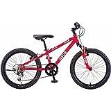 GIOS(ジオス) 子供自転車 GENOVA RED 20インチ