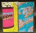 嵐 Popcorn ポップコーン バンダナ 2種 セット(ブルー イエロー)