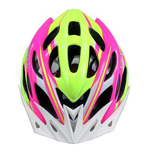 [해외]자전거 헬멧 성인 초경량 고 강성 자전거 도로 자전거 크로스 바이크 스포츠 통기성 크기 조절/Bicycle helmet Adult super light weight High rigid cycling road bike cross bike Sports vent size adjustable