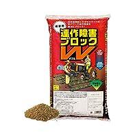 [2個] 連作障害ブロックW 10kg入 連作障害を改善 善玉菌 天然ゼオライト 土壌改良材 肥料 タ種 代不