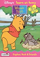 Gopher, Pooh and Friends (Winnie the Pooh Learn at Home S.)