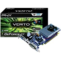 PNY GeForce GT 430 1024 MB ddr3 PCI - Express 2.0 DVI + VGA + HDMIロープロファイルグラフィックスカードvcggt4301 X PB