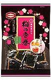 亀田製菓 梅の香巻 16枚×6袋