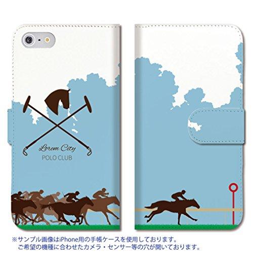 301-sanmaruichi- iPhone8 手帳型ケー...