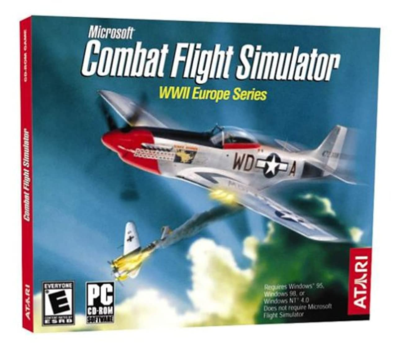 Combat Flight Simulator: WWII Europe Series (Jewel Case) (輸入版)