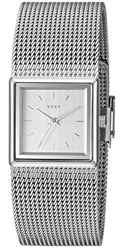 DKNYレディース' Stonewall ' QuartzステンレススチールCasual Watch , Color : silver-toned (モデル: ny2562)