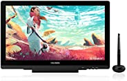 Huion KAMVAS GT-191 V2 Drawing Tablet with Screen Graphic Drawing Monitor Battery-Free Stylus 8192 Pen Pressur