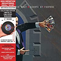 Agents of Fortune - Cardboard Sleeve - High-Definition CD Deluxe Vinyl Replica by Blue Oyster Cult (2013-07-16)