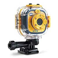 [Vtech]VTech Kidizoom Action Cam, Yellow/Black 80-170700 [並行輸入品]