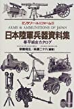 日本陸軍兵器資料集 (ミリタリー・ユニフォーム)