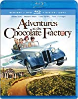 Adventures at the Chocolate Factory [Blu-ray]