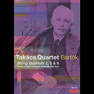 String Quartets 2 3 4 & 6 [DVD] [Import]