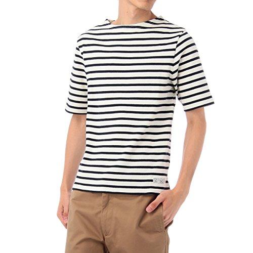 (ラギッドファクトリー)RUGGED FACTORY 半袖バスクシャツ ベージュ系(951) 03(L)