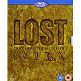 Lost: The Complete Collection (Seasons 1-6) [Blu-ray] [Import]