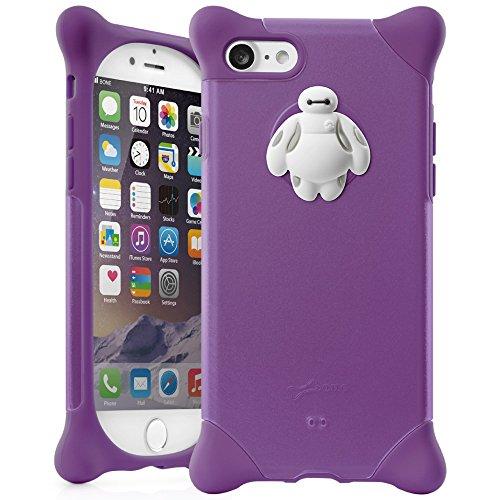 16ef0bf98d BoneCollection ディズニー ベイマックス iPhone7 iPhone8 スマホ ケース 携帯ケース 【ストラップ 付き シリコン 素材  2