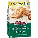 Kellogg's Breakfast Biscuit Apple Date Gluten Free, 200 Grams