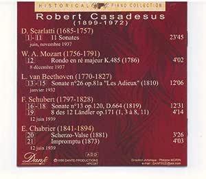 Mozart;Sonatas Nos. 12 & 17
