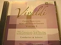 Vivaldi String Symphonies Rv No.'S 114 119 121 127 133 134 136 150 159 160 & 164. (Isra【CD】 [並行輸入品]