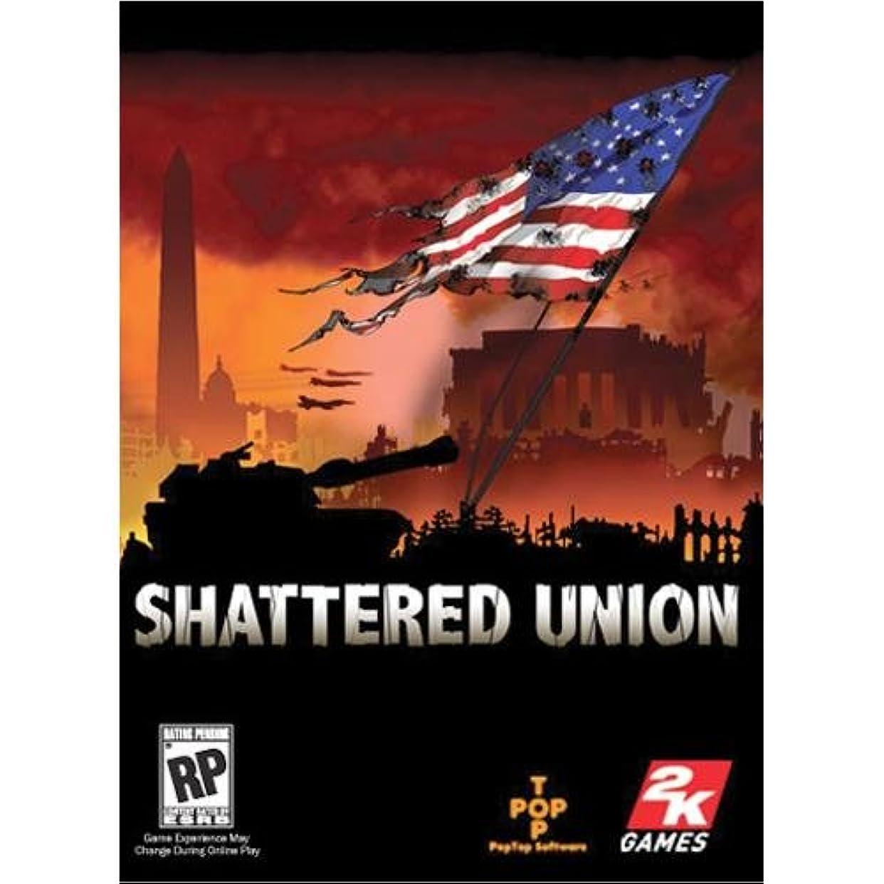 連帯イヤホン累積Shattered Union  (輸入版)