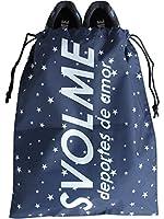 スボルメ(Svolme) 星柄シューズ袋2018年秋冬モデル183-89229NAVYFREE 183-89229
