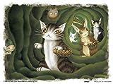 150ピース ジグソーパズル WACHIFIELD フォーンの森のファニィたち 【プチパリエ】