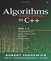 Algorithms in C++ Parts 1-4: Fundamentals Data Structure Sorting Searching Third Edition【洋書】 [並行輸入品]