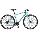 BIANCHI(ビアンキ) クロスバイク C・SPORT Matt CK-Black/White 43 43サイズ