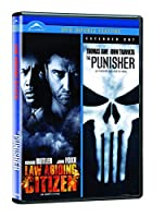 Law Abiding Citizen/The Punisher (DVD Double Feature) [並行輸入品]