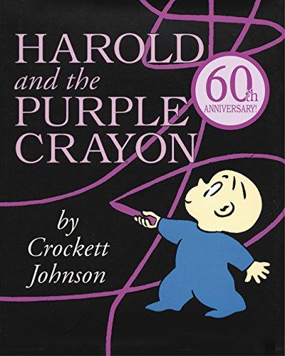 Harold and the Purple Crayon (Purple Crayon Books)の詳細を見る