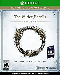 The Elder Scrolls Online Tamriel Unlimited (輸入版:北米) - XboxOne