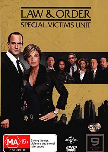 Law and Order - Special Victims Unit - Season 9 [NON-USA Format / PAL / Region 2, 4, 5 Import - Australia]