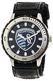 KR3W Men's K1440SLVR Silver Vanquish アナログ Watch 男性用 メンズ 腕時計 (並行輸入)