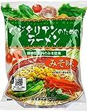 桜井食品 ベジタリアンのためのラーメン(味噌) 100g×20袋