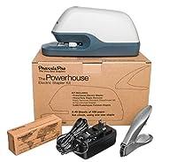 Praxxispro–Powerhouse Electricホッチキス–プレミアムHeavy Duty Stapler for 2–40シート