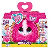 Scruff-A-Luvs MT638SEP04 My Real Rescue Collectible Figures, Pink