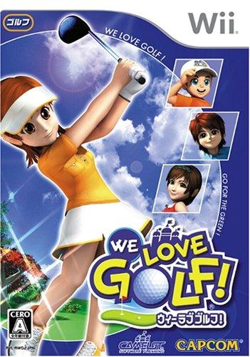 WE LOVE GOLF!(ウィー ラブ ゴルフ!) - Wiiの詳細を見る