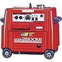 やまびこ産業機械 新ダイワ エンジン溶接機(発電機兼用) EGW2800MI
